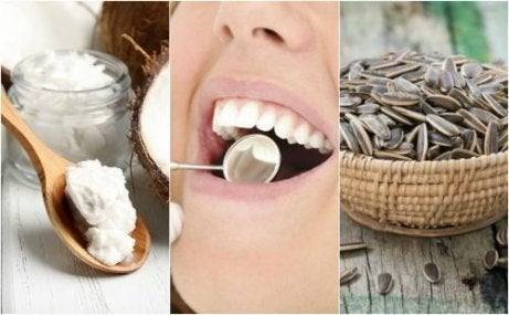Minska plack på tänderna med 6 naturliga lösningar