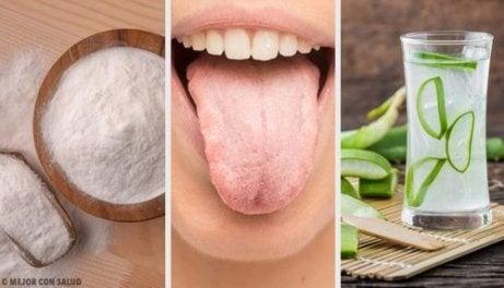 bikarbonat mot svamp i munnen
