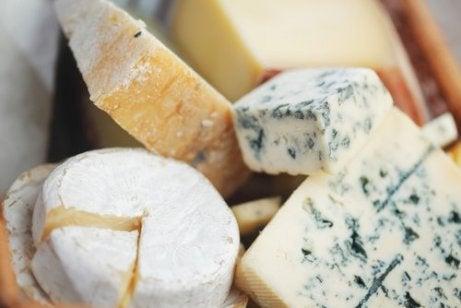 Undvik MSG och ost