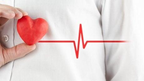 vad beror hjärtklappning på