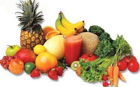 Diuretiska livsmedel