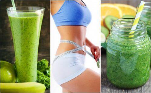 5 goda gröna juicer för viktminskning