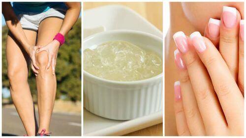 11 fördelar med gelatin som kan vara bra att känna till