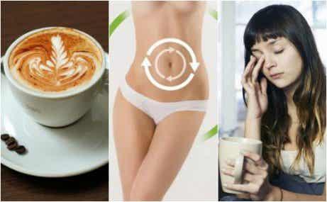 6 vanliga morgonmisstag som påverkar metabolismen