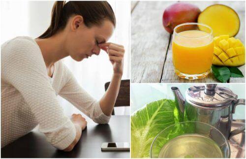 Reducera stress naturligt med dessa 5 huskurer