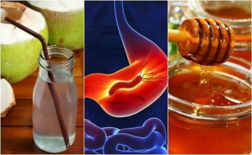 Prova dessa fantastiska naturliga huskurer mot gastrit