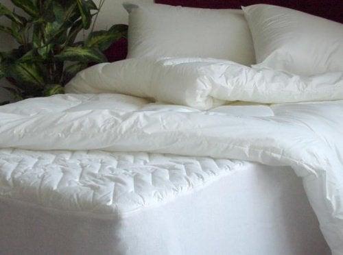 Lär dig hur du kan rengöra madrasser och kuddar naturligt