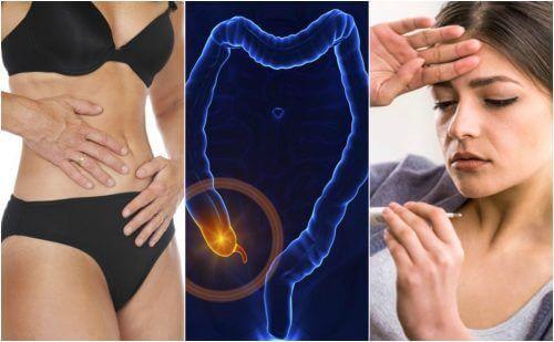 7 symptom på blindtarmsinflammation du inte bör ignorera