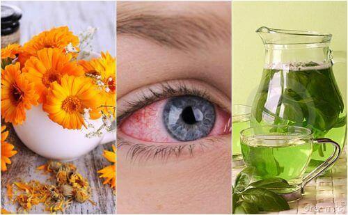 Slipp ögonrodnad med 5 naturliga kurer