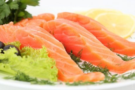 Ät fisk regelbundet