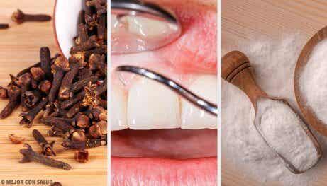 Inflammerat tandkött: naturliga kurer som fungerar