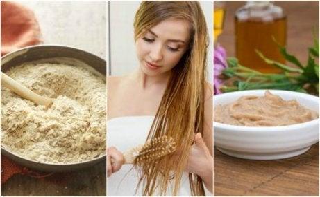 Få snabbare hårtillväxt med hjälp av öljäst