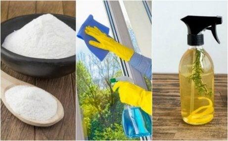 Gör ekovänlig fönsterputs med 5 recept