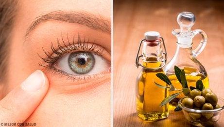 6 naturliga huskurer för trötta ögon