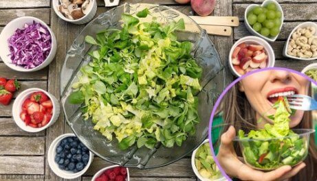 5 näringsrika sallader som är lätta att göra