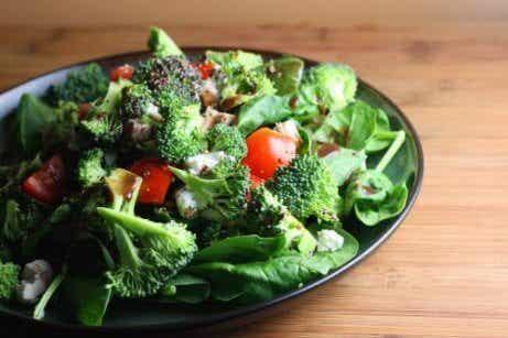 7 proteinrika grönsaker för viktnedgång