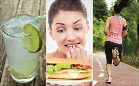 6 råd för att slå matsuget och gå ned i vikt