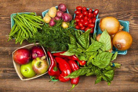 Smaken hos grönsaker