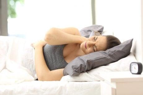Svårigheter att sova