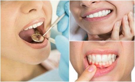infektion i tand farligt