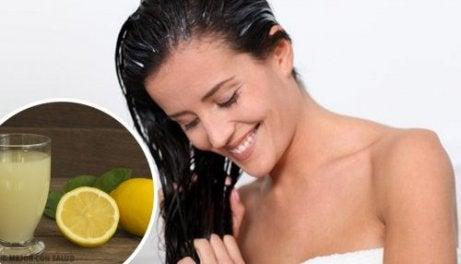 Ta bort hårfärg på 4 helt naturliga sätt