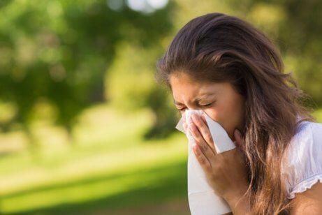 Lär dig känna igen symptom på bihåleinflammation.