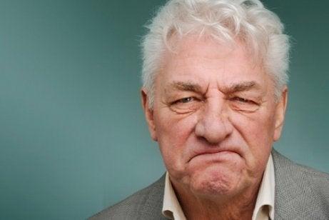 Frontotemporal demens kan orsaka personlighetsförändringar.