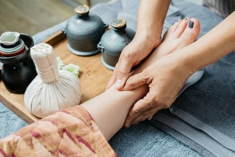 Massage kan lindra ledsmärta.