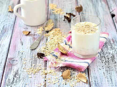 Fördelar med att dricka havremjölk
