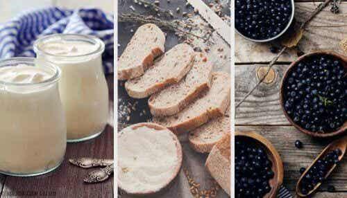 10 livsmedel för att förbättra din koncentration