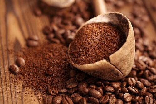 Malet och omalet kaffe