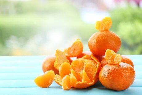 En nyttig sylt på clementiner eller apelsiner.