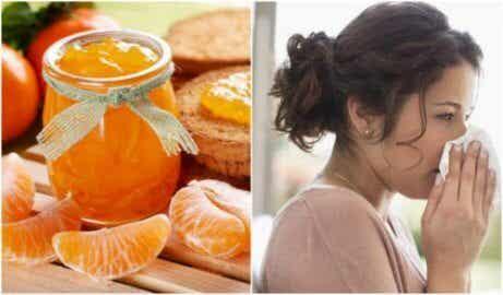 Recept på nyttig sylt som stärker immunförsvaret