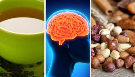 vitaminer för hjärnan
