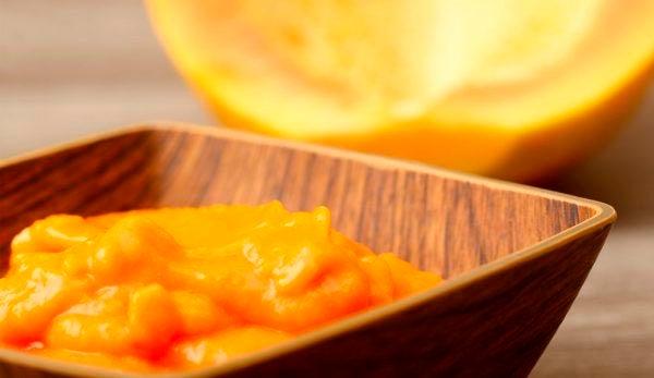 Papaya i skål