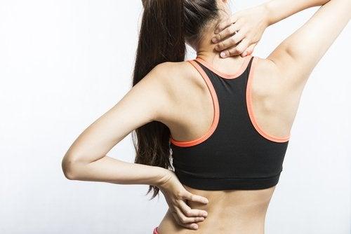 7 enkla rörelser för att lindra muskelsmärtor