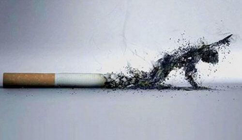 5 sätt du förbättrar ditt utseende genom att sluta röka