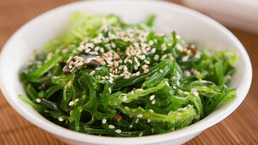 Sjögräs är hälsosamt