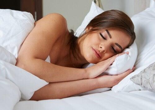 Du får bättre sömn efter träning