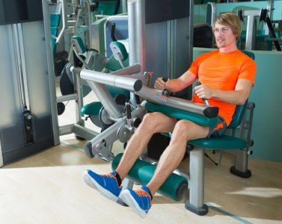 Träna bakre lårmusklerna för att skydda knäna och få starka knän