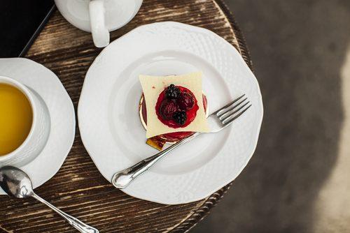 desserttallrik