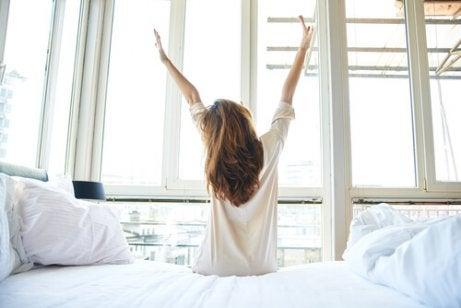 Gör det lätt att vakna på morgonen