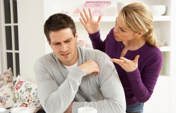 Verbala övergrepp inom relationer