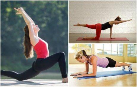 Yoga kan lätta på sacroiliacaledsmärta.
