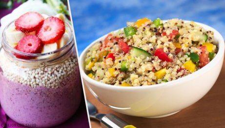 Varför du borde äta quinoa regelbundet