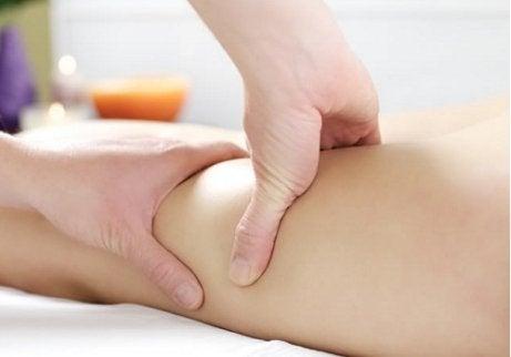 Applicera med massage