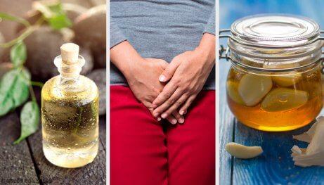 8 naturliga kurer för dålig vaginal lukt