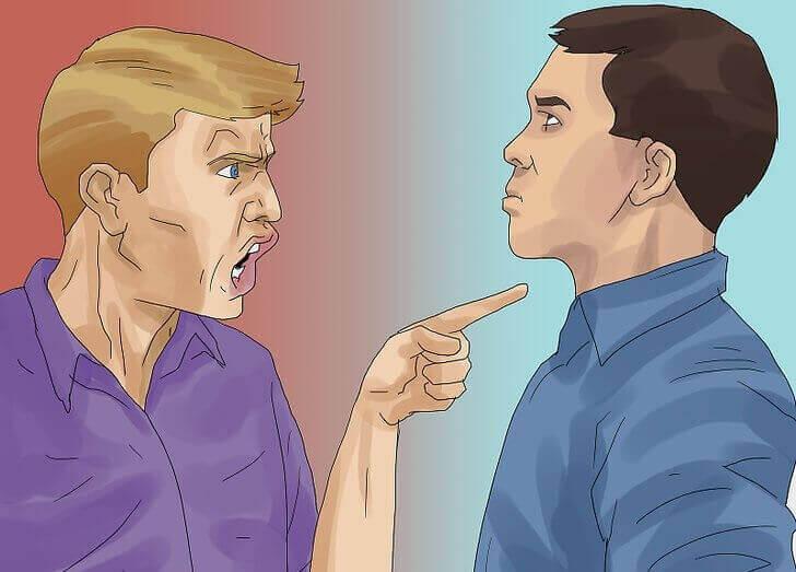 Bli inte defensiv och gå till motattack