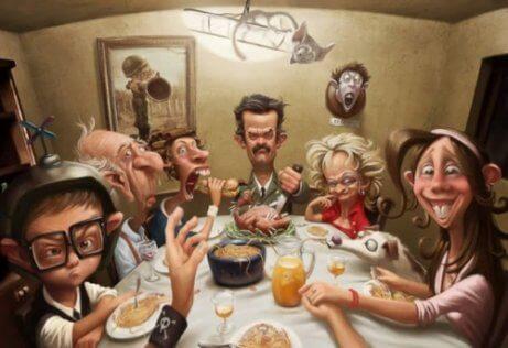 Det finns mycket som kan skapa giftighet i familjer