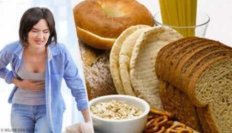 Symptom på glutenintolerans och hur man behandlar det